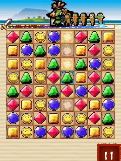 Mobile game Jewel Adventure - screenshots. Gameplay Jewel Adventure