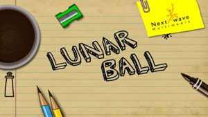 Download free mobile game: Lunar Ball - download free games for mobile phone