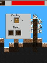 Mobile game JmeCraft: Minecraft - screenshots. Gameplay JmeCraft: Minecraft