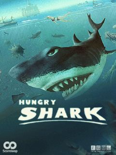 Download free mobile game: Hungry Shark - download free games for mobile phone