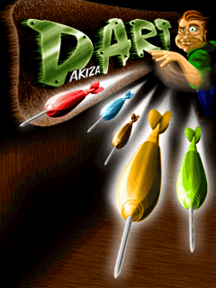 Download free mobile game: Akiza Dart - download free games for mobile phone