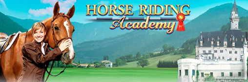 Mobile game Horse Riding Academy - screenshots. Gameplay Horse Riding Academy