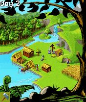 Mobile game Townsmen - screenshots. Gameplay Townsmen