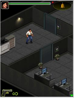 Mobile game Agent Vinod - screenshots. Gameplay Agent Vinod