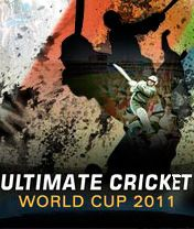 Mobile game Ultimate Cricket World Cup 2011 - screenshots. Gameplay Ultimate Cricket World Cup 2011