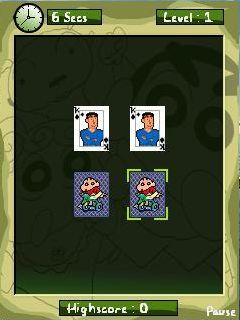 Mobile game Shinchan: Double Trouble - screenshots. Gameplay Shinchan: Double Trouble