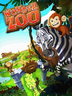 Wonder Zoo game ponsel Java jar