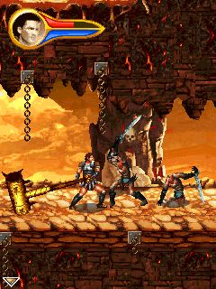 Mobile game Wrath of the titans - screenshots. Gameplay Wrath of the titans