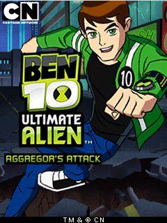 Mobile game Ben 10: Ultimate Alien. Aggregor's attack - screenshots. Gameplay Ben 10: Ultimate Alien. Aggregor's attack