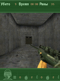 Mobile game Counter-Strike 2010 Mod - screenshots. Gameplay Counter-Strike 2010 Mod