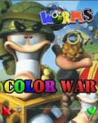 In addition to the  game for your phone, you can download Worms: Color war for free.