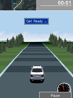 Mobile game BMW Racing - screenshots. Gameplay BMW Racing