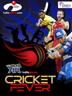 Mobile game Cricket Fever IPL 2012 - screenshots. Gameplay Cricket Fever IPL 2012