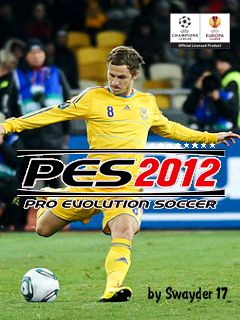 Mobile game Pro Evolution Soccer 2012 UPL (PES) - screenshots. Gameplay Pro Evolution Soccer 2012 UPL (PES)
