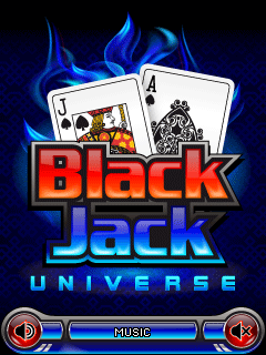 Download free mobile game: Black Jack Universe - download free games for mobile phone