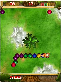 Mobile game Bubble Island - screenshots. Gameplay Bubble Island