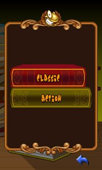 Mobile game Bookworm - screenshots. Gameplay Bookworm
