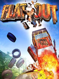 Download free mobile game: FlatOut 2D - download free games for mobile phone