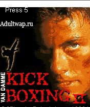 Download free mobile game: Jean-Claude Van Damme: Kickboxing - download free games for mobile phone