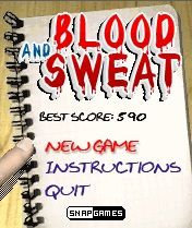 Download free mobile game: Blood and Sveat - download free games for mobile phone