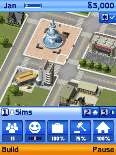Mobile game SimCity Societies - screenshots. Gameplay SimCity
