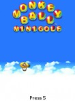 Download free Monkey Ball Minigolf - java game for mobile phone. Download Monkey Ball Minigolf