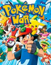 Mobile game Pokemon War - screenshots. Gameplay Pokemon War