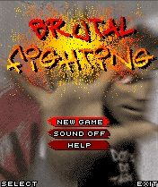 Download free mobile game: Brutal Fighting - download free games for mobile phone