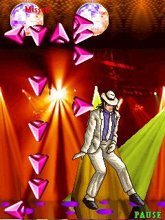 Mobile game King of Pop-Michael Jackson - screenshots. Gameplay King of Pop-Michael Jackson