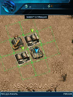 Mobile game Command & Conquer 3: Tiberium Wars - screenshots. Gameplay Command & Conquer 3: Tiberium Wars