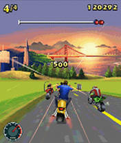 java bike racing game