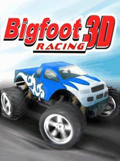 Download free mobile game: Bigfoot Racing 3D - download free games for mobile phone
