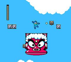Mobile game Megaman 2 - screenshots. Gameplay Megaman 2