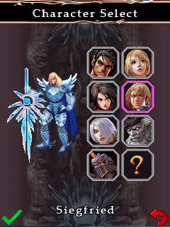 Mobile game Soul Calibur Mobile - screenshots. Gameplay Soul Calibur Mobile