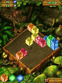 Mobile game Cubis 2 - screenshots. Gameplay Cubis 2