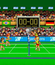 Mobile game World Volleyball - screenshots. Gameplay World Volleyball