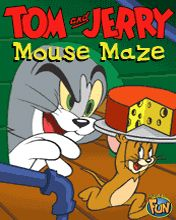Mobile game Tom and Jerry: Mouse maze - screenshots. Gameplay Tom and Jerry: Mouse maze