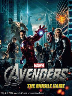 Download free mobile game: Avengers The Mobile Game - download free games for mobile phone