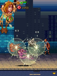 Mobile game Exorcist: Hell Huoying - screenshots. Gameplay Exorcist: Hell Huoying