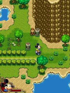 Mobile game Mickey's Journey To The West - screenshots. Gameplay Mickey's Journey To The West