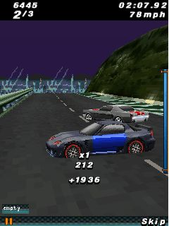 Mobile game Need For Speed Underground Rivals - screenshots. Gameplay Need For Speed Underground Rivals