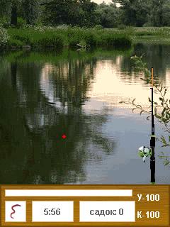 рыбалка для друзей для symbian