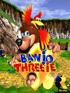 Download free mobile game: Banjo Threeie - download free games for mobile phone