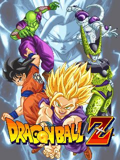Mobile game Dragon Ball Z - screenshots. Gameplay Dragon Ball Z