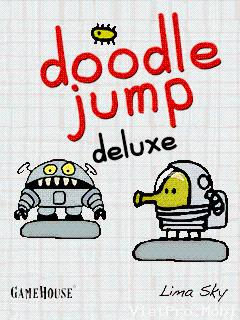 Download free mobile game: Doodle Jump Deluxe - download free games for mobile phone