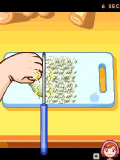 Mobile game Cooking Mama - screenshots. Gameplay Cooking Mama