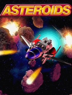 Mobile game Asteroids - screenshots. Gameplay Asteroids