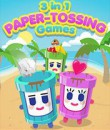 In addition to the free mobile game 3 in 1: Paper-tossing Games for Galaxy Y download other Samsung Galaxy Y games for free.