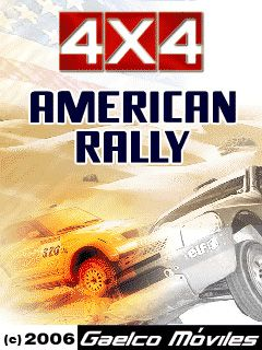 Download free mobile game: 4x4 American Rally - download free games for mobile phone
