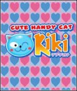 In addition to the  game for your phone, you can download Cute Handy Cat Kiki for free.